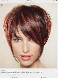 Red Short Hair Cut Black Woman The Latest Hairstyle Model