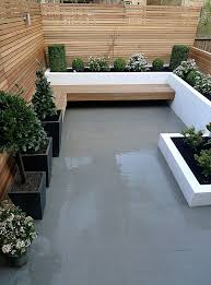 Small Picture The 25 best Concrete garden ideas on Pinterest Modern garden