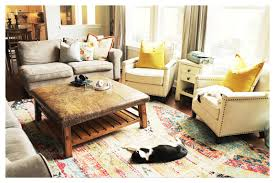 Living Room Conversation Area