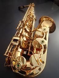 yamaha saxophone. yamaha yas 275 alto saxophone, gold as new saxophone