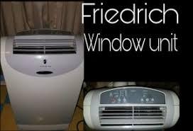 ac and heat window unit. friedrich window units ac/heat ac and heat unit