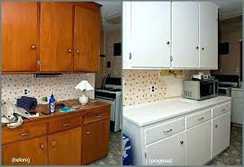 painting knotty pine cabinets before and after knotty pine kitchen