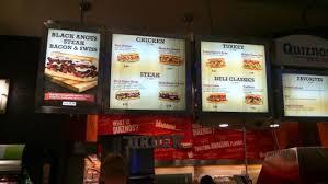 Quiznos Jacksonville 2400 Yankee Clipper Dr Restaurant