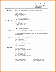 Sample Resume Format For Bcom Freshers Unique Ideas B Resume Format