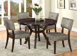 espresso round dining table 60 round espresso dining table