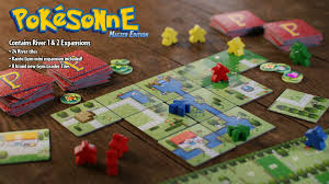 This free mod will re-theme your Carcassonne into a Pokemon game