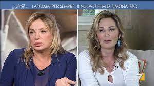 Simona Izzo contro Daniela Santanchè (FI): Me sento male su Salvini -  YouTube
