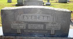 Myrtle Norris Everett (1901-1954) - Find A Grave Memorial