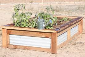 corrugated metal garden beds. Brilliant Corrugated Things Youu0027ll Need In Corrugated Metal Garden Beds R