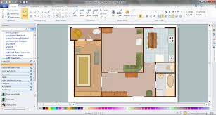 conceptdraw diagram diagramming and vector drawing offers the floor plans solution from the building plans area of conceptdraw solution park to