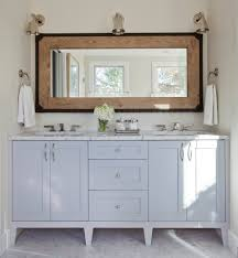 double vanity with two mirrors. chicago double vanity mirror with traditional bath towels bathroom and two sinks towel rings mirrors o