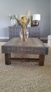 farmhouse coffee table regarding home awesome 13 best coffee table plans images on