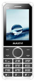 <b>Сотовый телефон MAXVI</b> X300 Серый купить в Севастополе ...