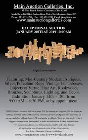 exceptional auction january 20th 2019