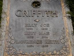 Ruby Mae Griffith (1935-2004) - Find A Grave Memorial
