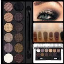 sleek eye shadow palette i divine 601 au naturel อายชาโด วพาเล ทส สวยสดใสค ณภาพเท ยบเท าแบรนด ด ง