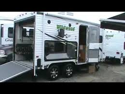 Small Picture WILDWOOD XLITE 18XLSRV TOY HAULER VIDEO TOUR II YouTube