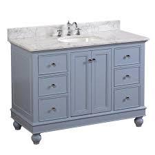 single bathroom vanity