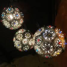 Mexican Basket Lights Mexican Pendant Lighting No Mas Atlanta