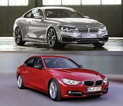 BMW 3 Series bmw 3 series height : BMW F32 vs F30 Compared — 4 Series vs 3 Series ! — logbook BMW 3 ...