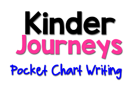 What Is Pocket Chart Theres No Place Like Kindergarten Kinder Journeys