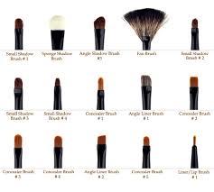 makeup brushes with full makeup brush set