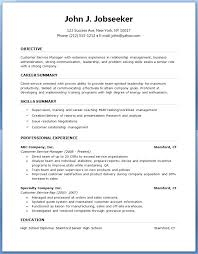 Free Word Resume Templates For Download Fantastic Word