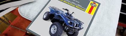 powersports repair manuals