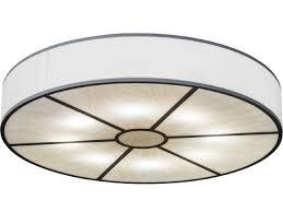 48 Flush Mount Ceiling Light Meyda 48 Wide Glass Flush Mount Light