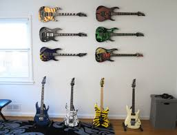 for a mere 20 the system will allow you to display your guitar vertically horizontally or at any other angle or even upside down talk about versatile