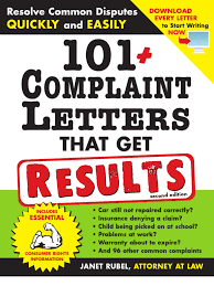 101 Compalint Letters Collection Agency Credit Card
