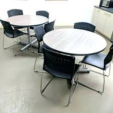 break room tables and chairs lunch room chairs cool round table used office furniture in break