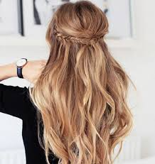 Find Out Full Gallery Of Very Good Partial Updo Hairstyles