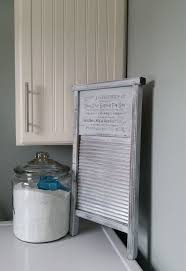 diy printed vintage sign transfer to washboard for 5 tutorial