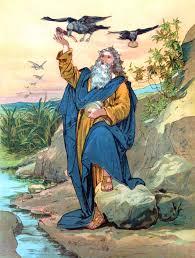 elijah in the bible. Exellent The Ravens Bringing Food To Elijah  Religion_mythologybible Childs_story_of_Bible_2Ravens_bringing_food_to_Elijahjpghtml Inside In The Bible