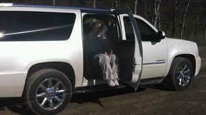 Easy-Reach Lift Seat in 2011 Chevrolet Suburban REAR SEAT! - YouTube