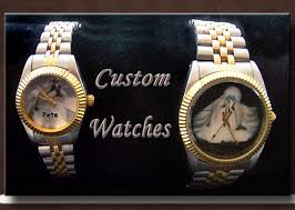 personalized men s and ladies watch