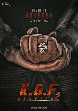 KGF Chapter 2 Download in HD 720p