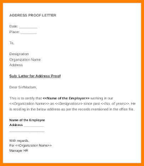 9 Address Verification Letter Utah Staffing Companies