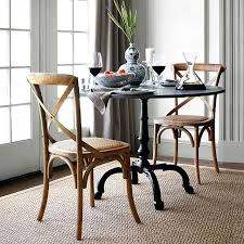 black granite dining room table la indoor outdoor dining table round black granite top kitchen terre