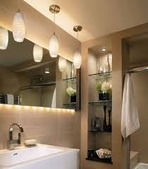 lighting for bathrooms. Pendant Lighting For Bathroom Cylinder White Glass Shade Incandescent Bulb Metal Cord Hanging Small Bathrooms