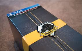 Close Up Metal Gear Solid V The Phantom Pain Collector S Edition