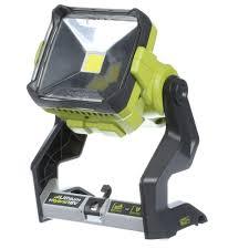 Battery Halogen Lights Details About Led Work Light 20 Watts Corded Handheld Indoor Tripod Mountable Compact 18 Volt