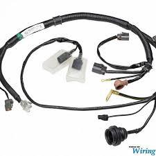 rb26dett 300zx wiring harness $799 usd Rb26dett Wiring Harness wiring specialties rb26dett gtr r32 transmission harness rb26 wiring harness