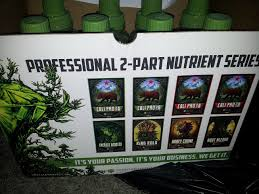 Emerald Goddess Feed Chart Emerald Harvest Cali Pro Nutrient And Additives Uk420