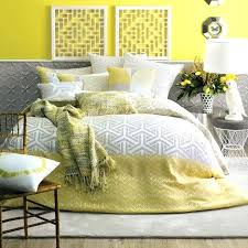 find this pin and more on bed linen house saffron yellow white grey quilt cover setyellow