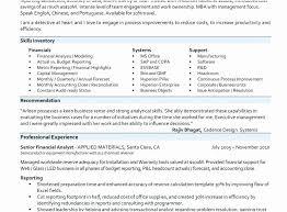 Great Resume Sample Stunning Senior Financial Analyst Resume Sample Great Resume Examples