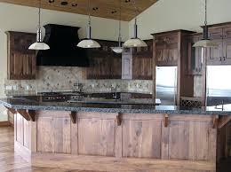 custom rustic kitchen cabinets. Woodcraft Kitchen Cabinets Custom Rustic Swirl Impressive Design Inspiration American R
