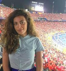 ريهام حجاج تنفي حقيقة خلافها مع زوجها بصورة جديدة لهما - مشاهير