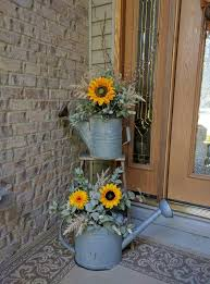 fall outdoor decorating inspiration